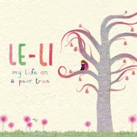 copertina album  Le-Li - Musica   Streaming  My life on a pear tree