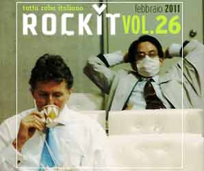 copertina album Compilation - Musica   Streaming  Rockit Vol 26