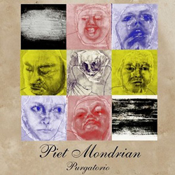 copertina album  Piet Mondrian - Musica   Streaming  Purgatorio