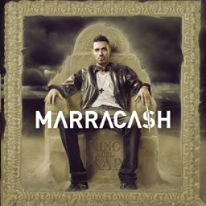 copertina album  Marracash - Musica   Streaming  King del rap