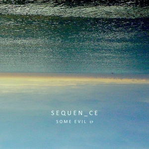 La copertina dell'ep d'esordio di Sequen_ce