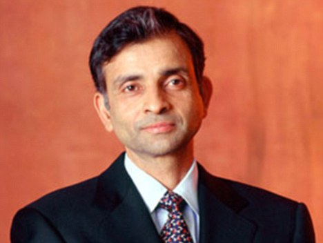 L'imprenditore Vivek Ranadivé