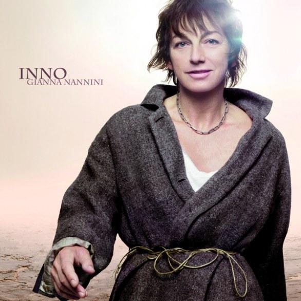 Copertina Inno - Gianna Nannini - Copertina dell'album Inno di Gianna Nannini