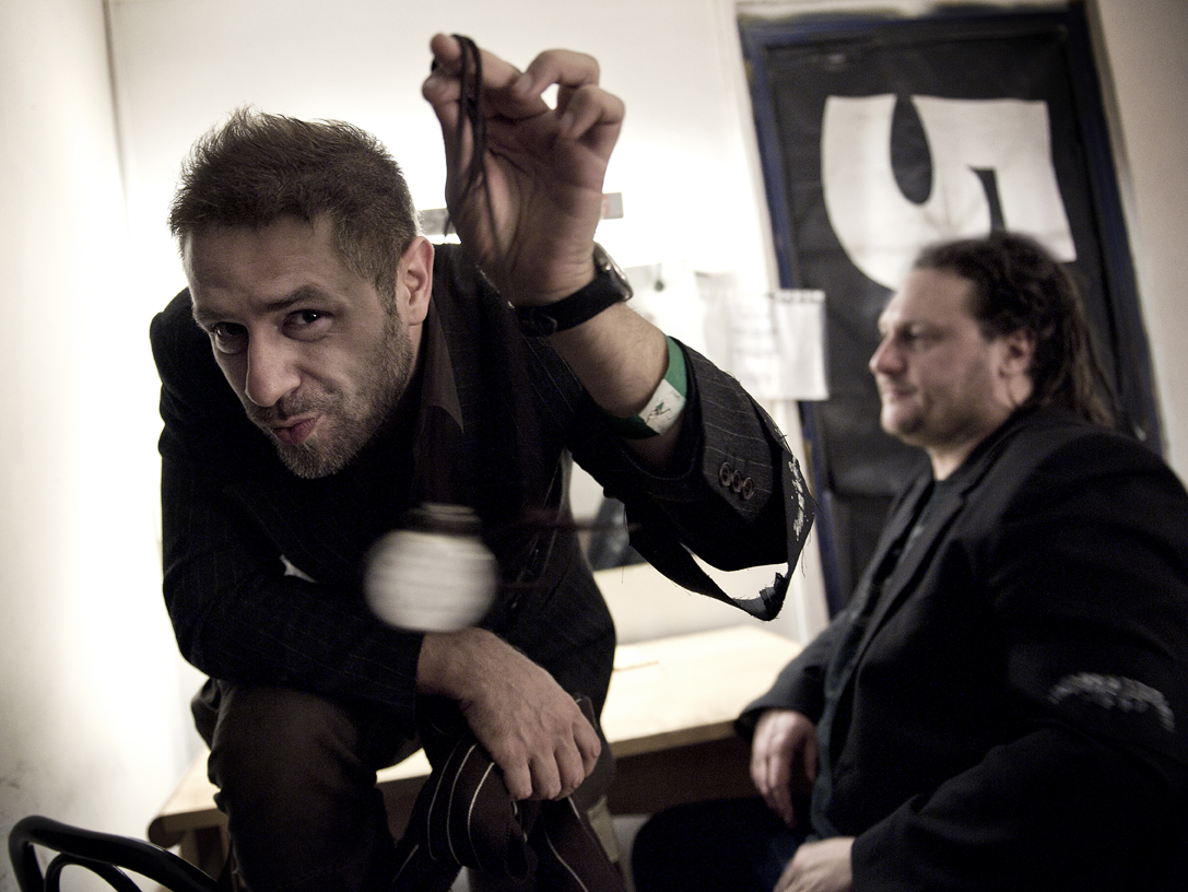 Foto di Gabriele Spadini - Bachi da pietra Intervista