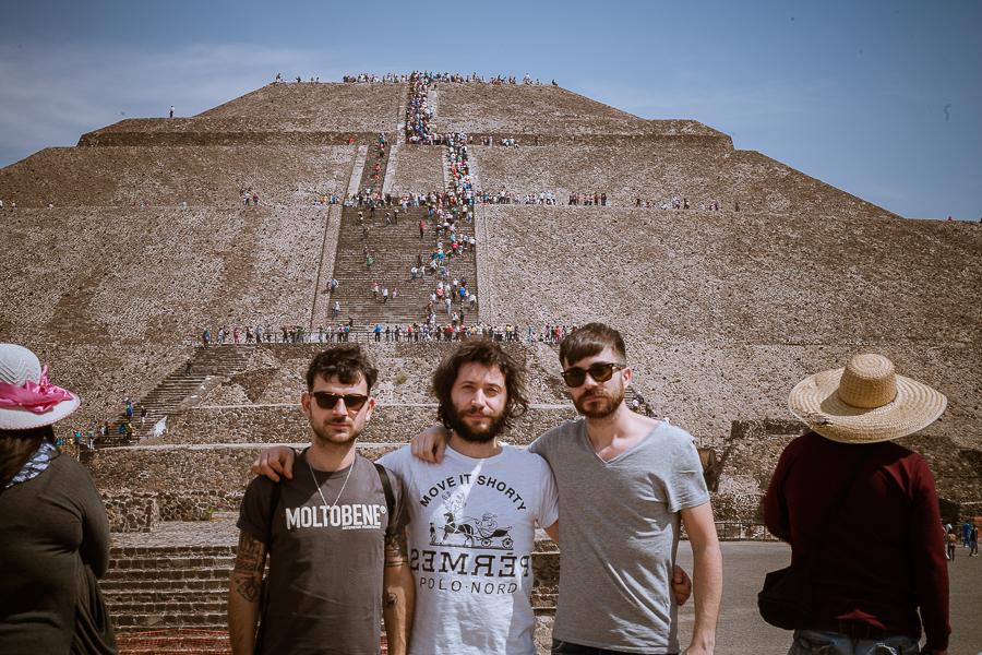 I Soviet Soviet raccontano il loro tour in Messico