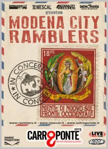 Modena City Ramblers Carroponte