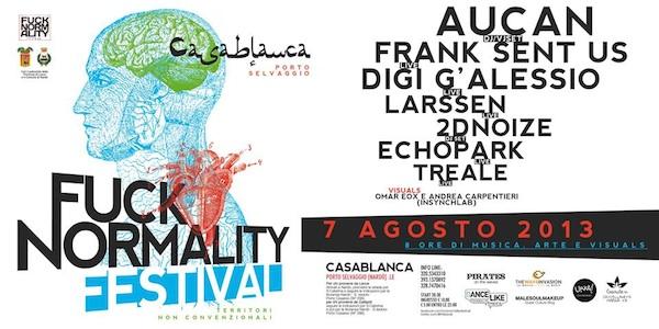Fuck Normality Festival