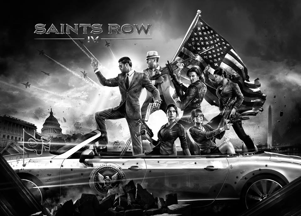 Congorock e The Bloody Beetroots nella colonna sonora del videogame Saints Row IV