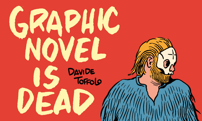 Tutte le date del tour acustico di Davide Toffolo per presentare Graphic novel is dead