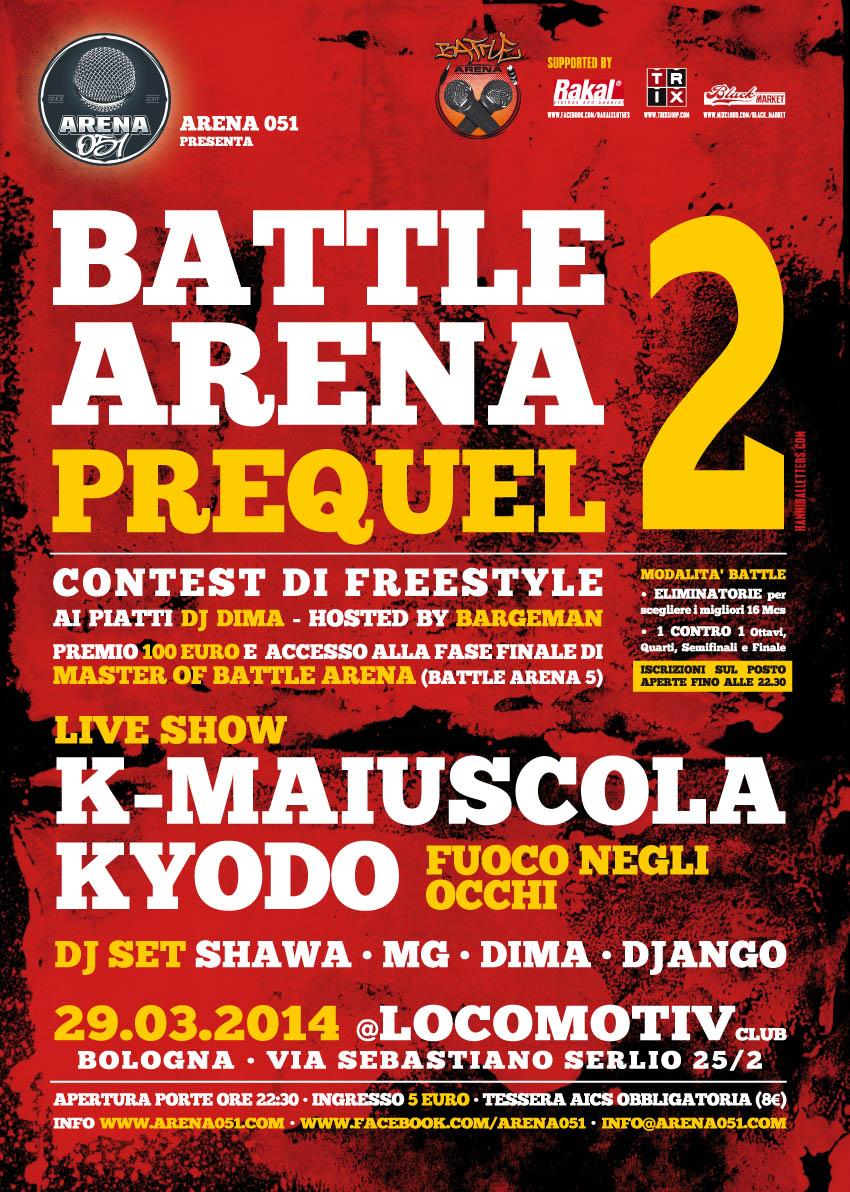 Battle Arena Prequel