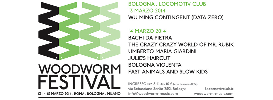 Woodworm Festival