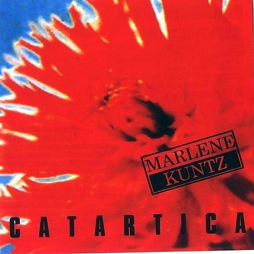 La copertina di Catartica dei Marlene Kuntz