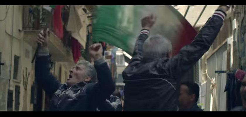 Il video dei Joycut, Samba d'Italia