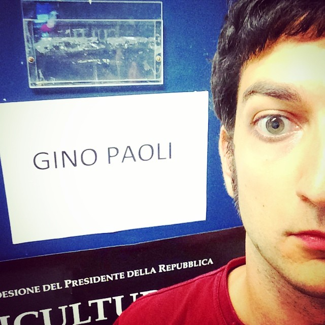 Best of Instagram, Vasco Brondi e Gino Paoli