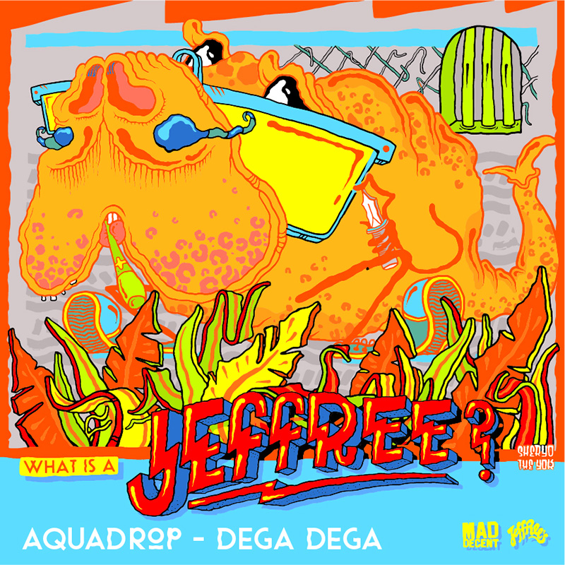 Aquadrop su Mad Decent