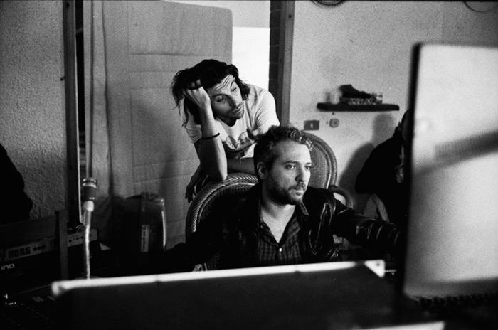 Fabio Rizzo insieme ai Black Eyed Dog - fabio-rizzo-palermo-dimartino-disco-nuovo-pan-diavolo-streaming-produttore