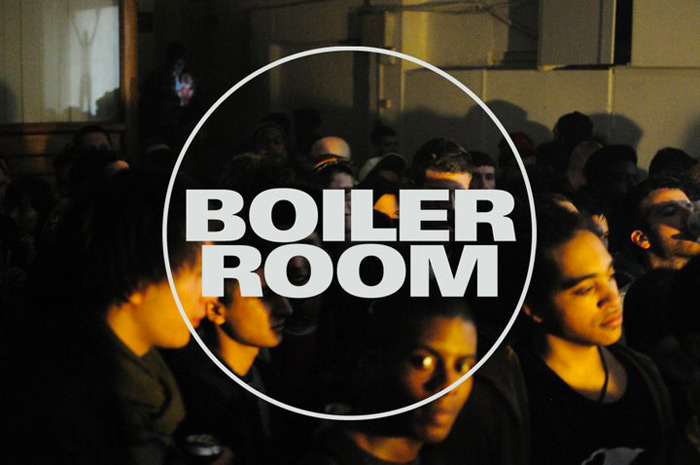 Bolier Room video dj set nuovo canale