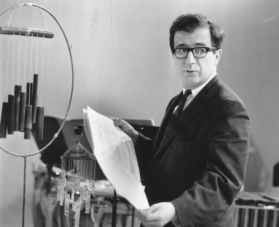 John Cage Luciano Berio Ilhan Mimaroglu Electronic Music