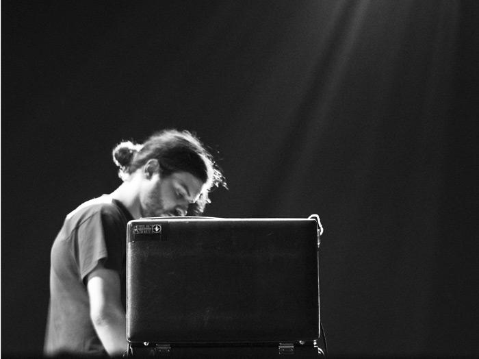 Enrico Fontanelli - Enrico Fontanelli degli offlaga disco pax