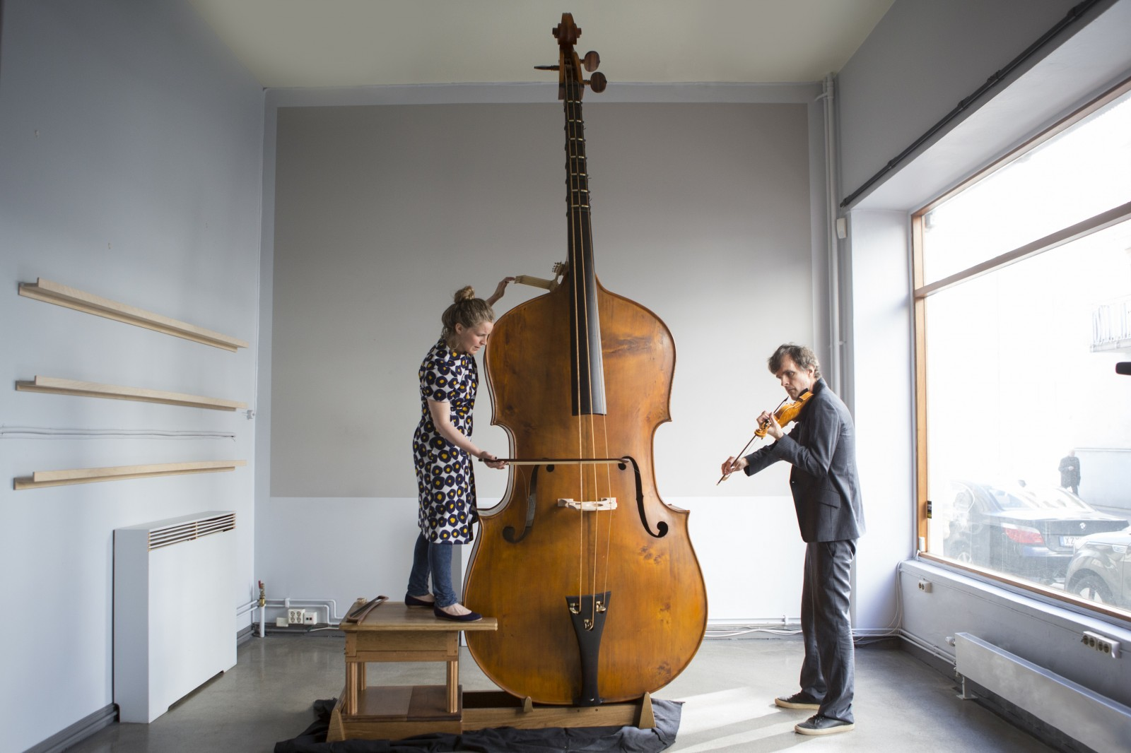 Tutte le foto sono di Henrik Beck / nymusikk.no - Octobass