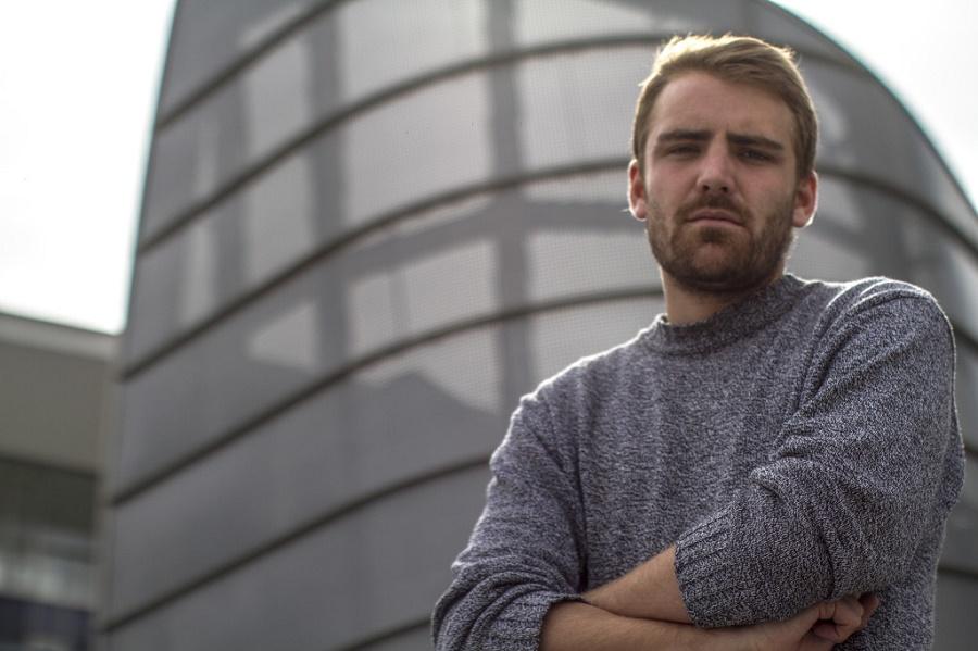 Dutch Nazari, uno dei finalisti per la categoria Rap-hip hop -