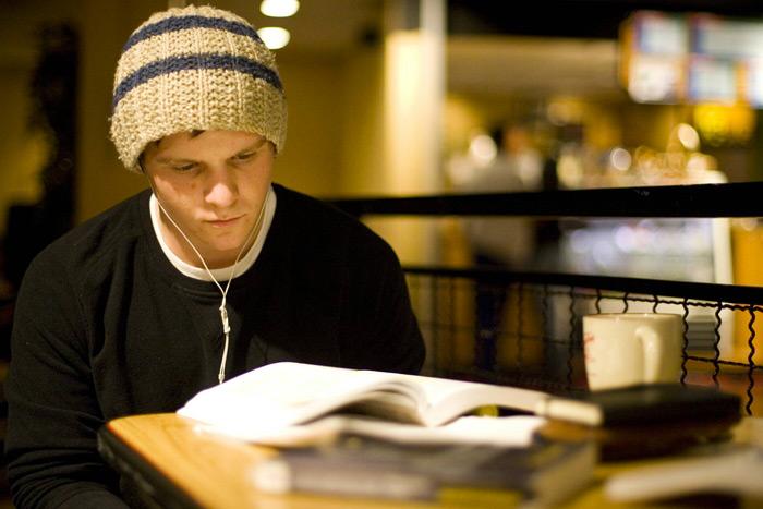 studiare musica biblioteca