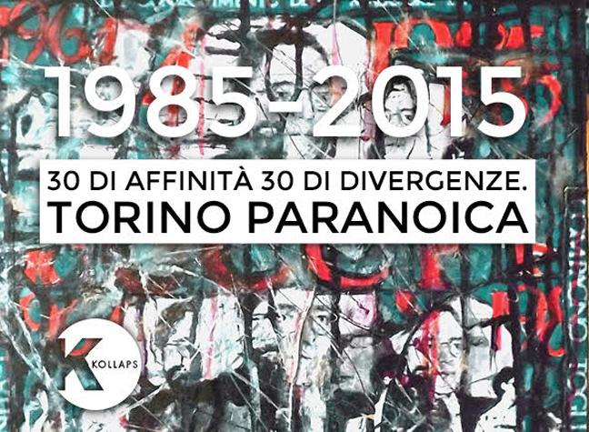 Torino Paranoica tributo ai CCCP