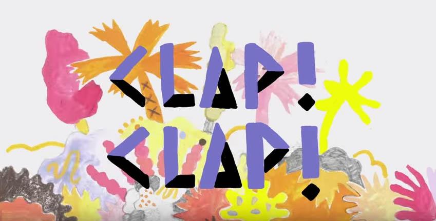 clap clap, il video di playfullness