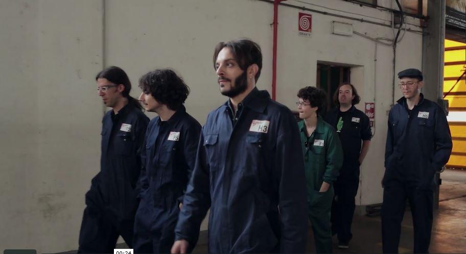 I musicisti italiani in Unità di Produzione Musicale