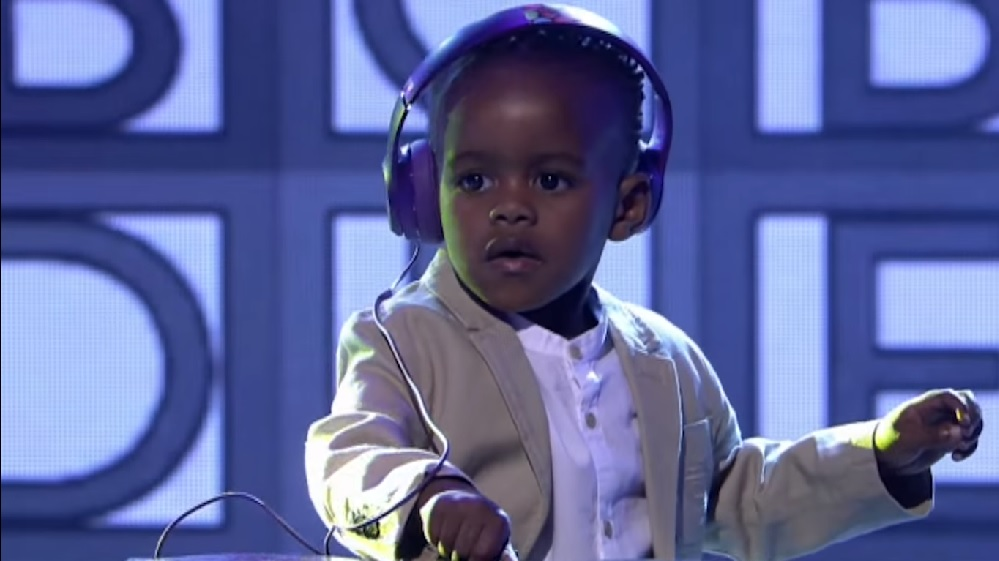 dj arch junior sa's got talent