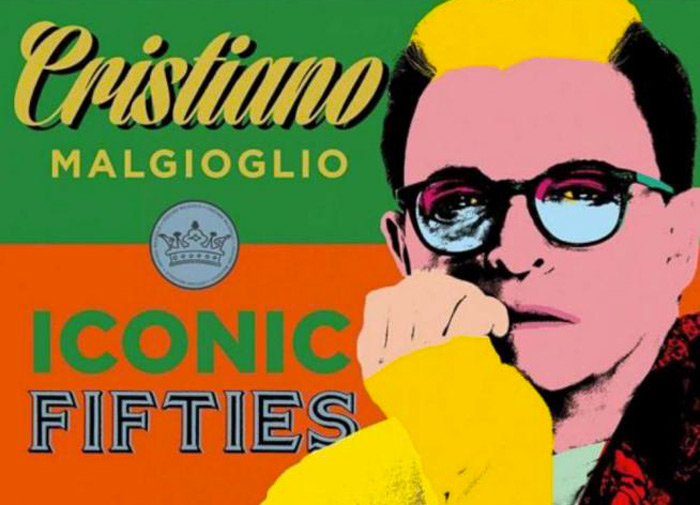 Cristiano Malgioglio iconic fifties