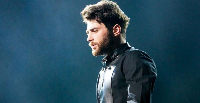 Credit: xfactor.sky.it - Giò Sada vincitore X Factor