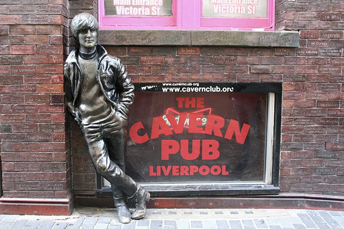 The Cavern Club, il locale storico dei Beatles (via henorthwardroute) - Caver Pub Liverpool