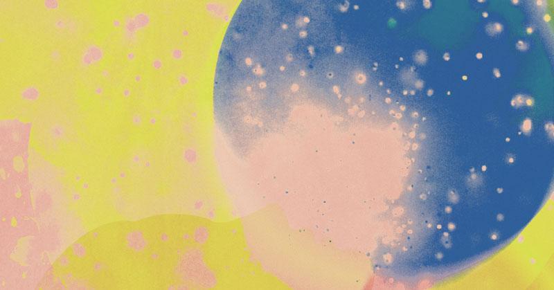 il remix di alek hidell di dust di matilde davoli