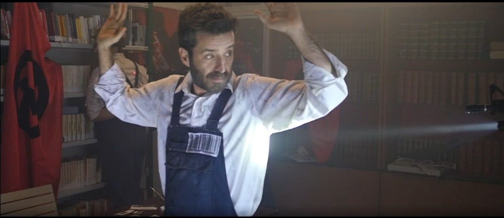 Daniele Silvestri Quali Alibi nuovo video