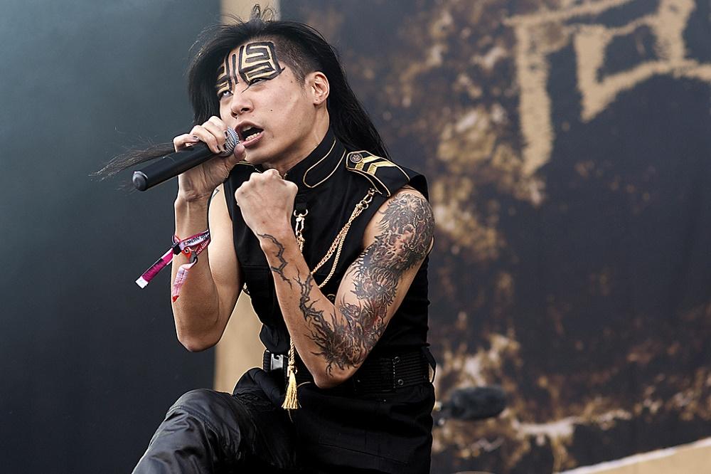 Cantante metal eletto a Taiwan