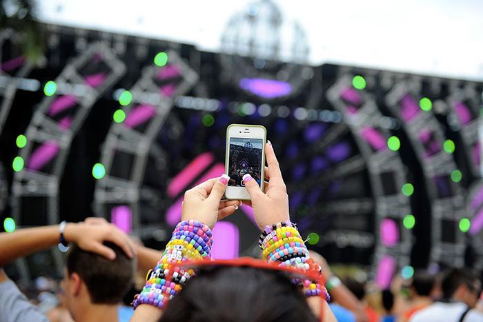 music festival telefono