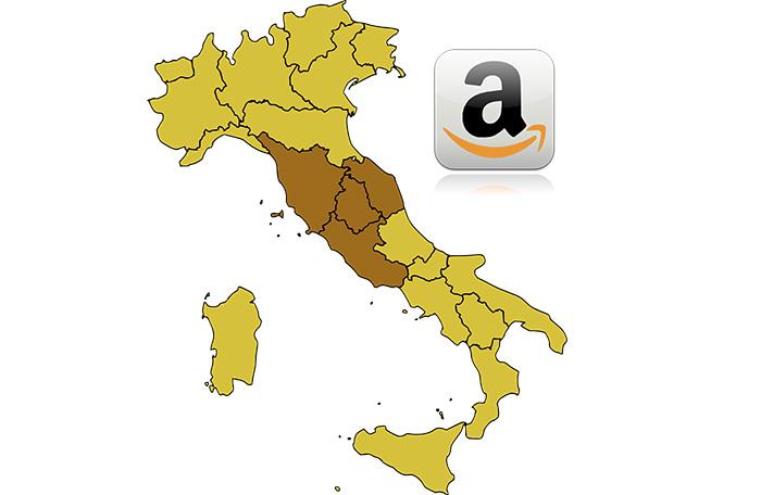 italia amazon