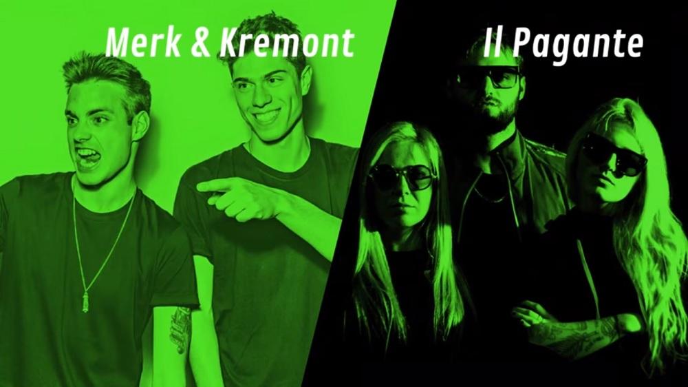 Mark & Kremont e Il pagante