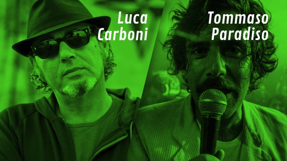 Luca Carboni Tommaso Paradiso