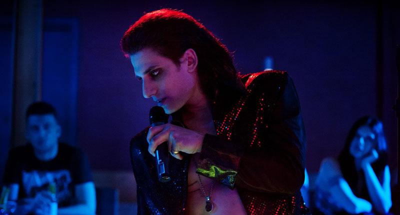 Foto di Emanuela Scarpa - Luca Marinelli interpreta Lo Zingaro in Lo chiamavano Jeeg Robot