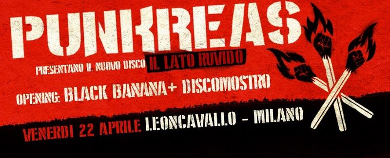 Punkreas al Leoncavallo