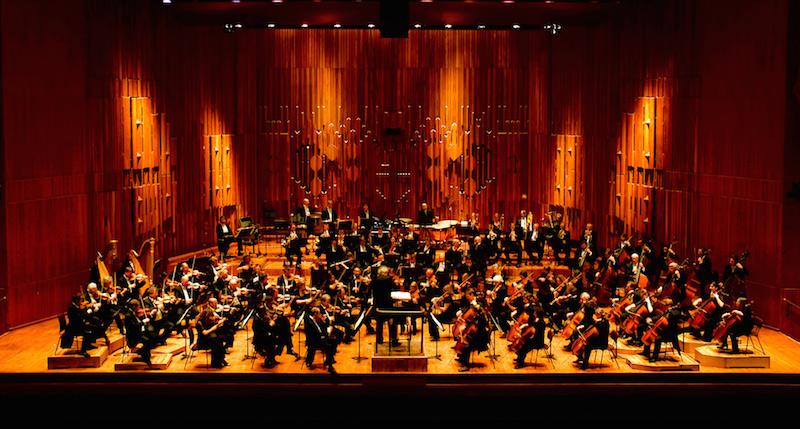 foto via summitrecords - London Symphony Orchestra