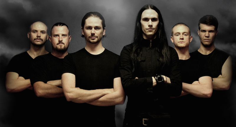 foto via metalsucks - Ne Obliviscaris
