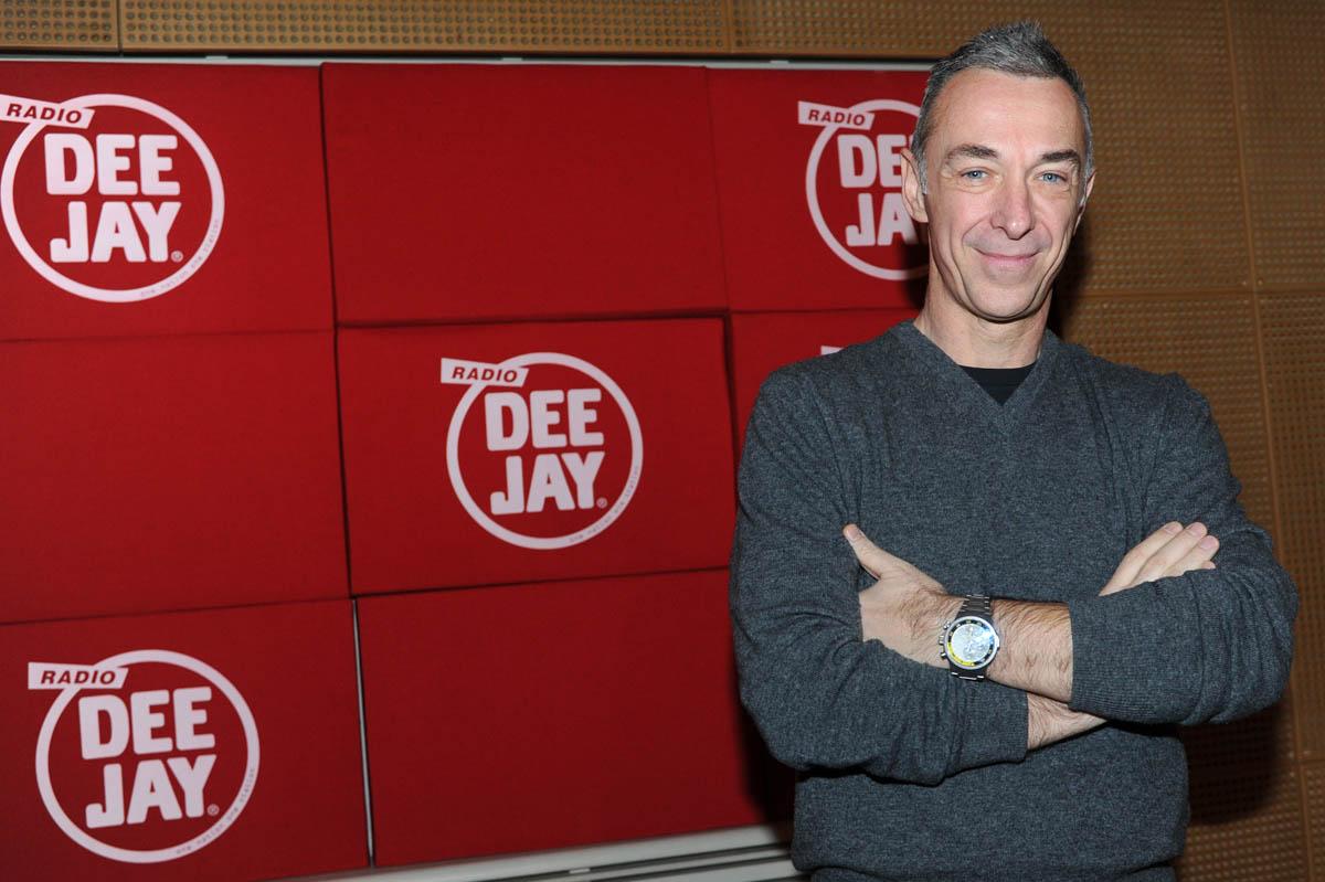 foto via giornalettismo.com - Linus Radio Deejay