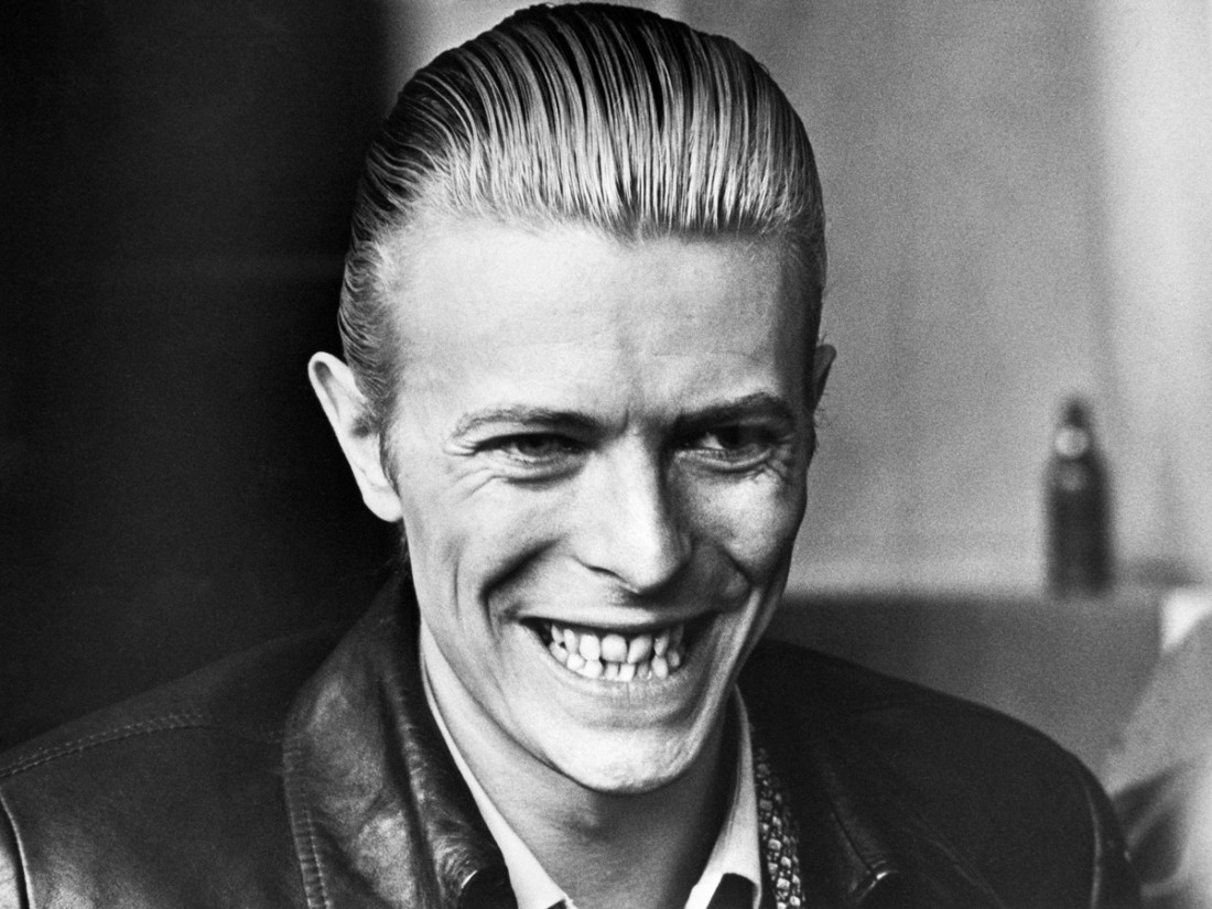 foto via darlin.it - David Bowie