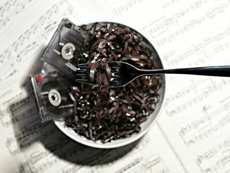 foto via photo.jellyfields.com - Musica cibo