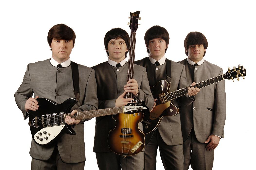 I No Depression, una tribute band dei Beatles - foto via nodepression.com - cover-band