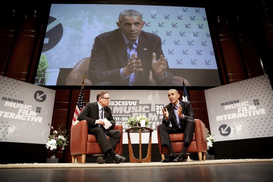 foto di Chuck Kennedy via whitehouse.gov - Barack Obama