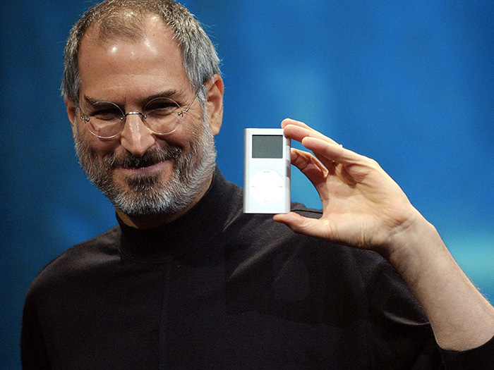 via news.softpedia.com - Steve Jobs iPod